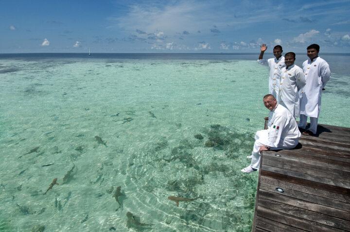 Diamonds Athuruga and Diamonds Thudufushi Maldives