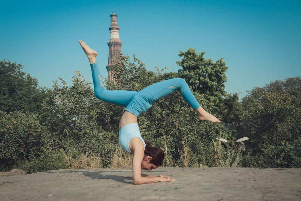 Shani Dayal Visiting Yoga Practitioner - 2