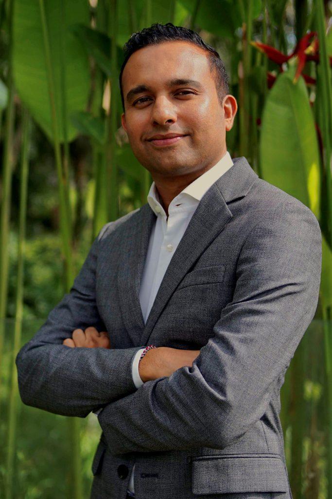 Ali Nihad, Market Director Sales and Marketing Maldives, Marriott International