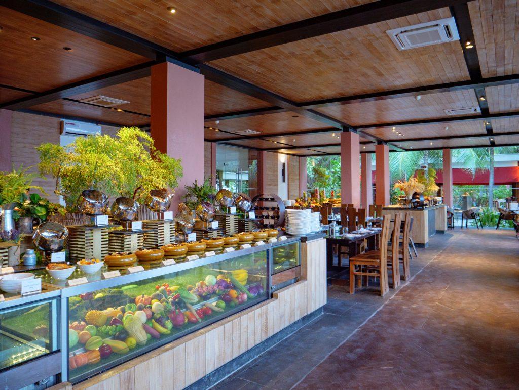 Amilla Fushi - Breakfast at Fresh 2