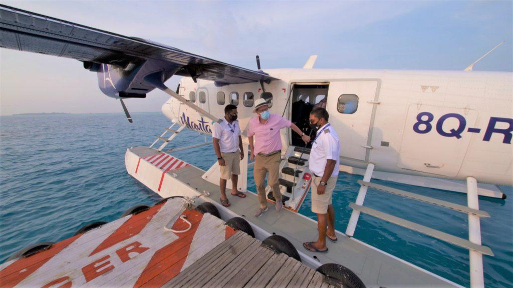Quest sea plane