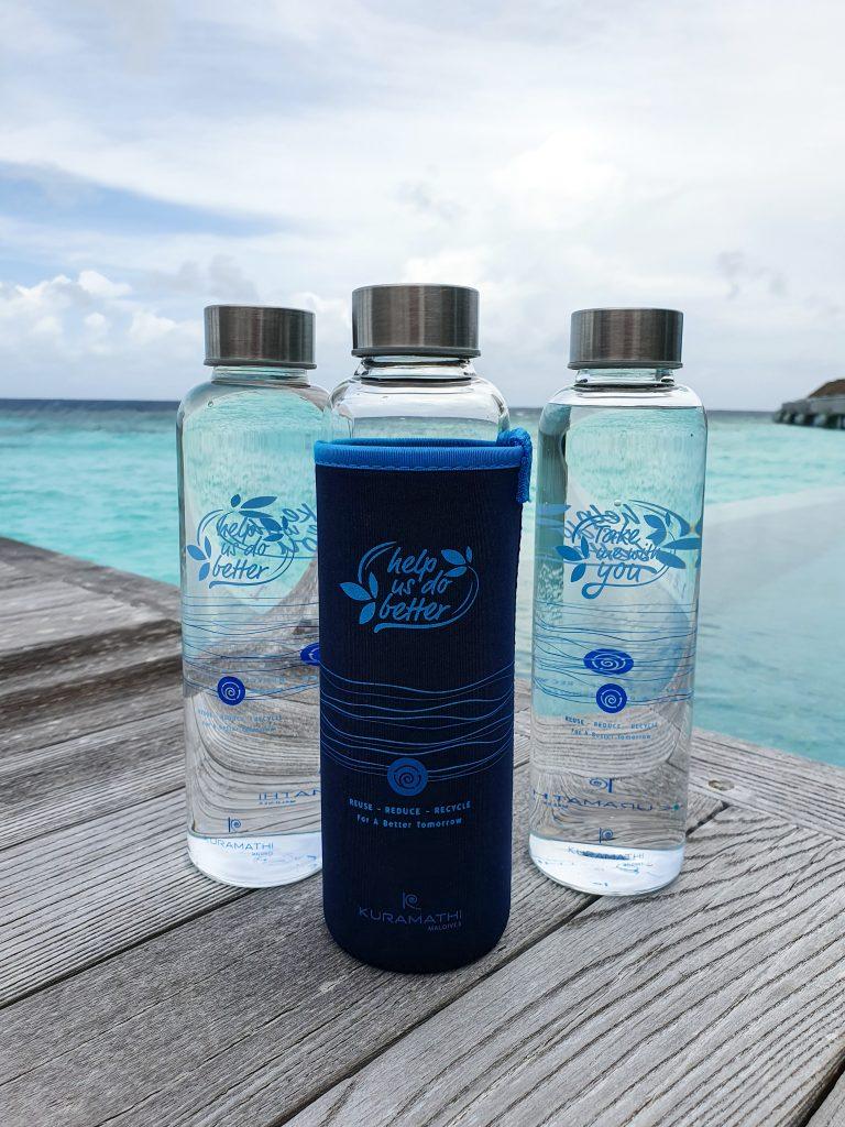 Kuramathi Reusable Water Bottles