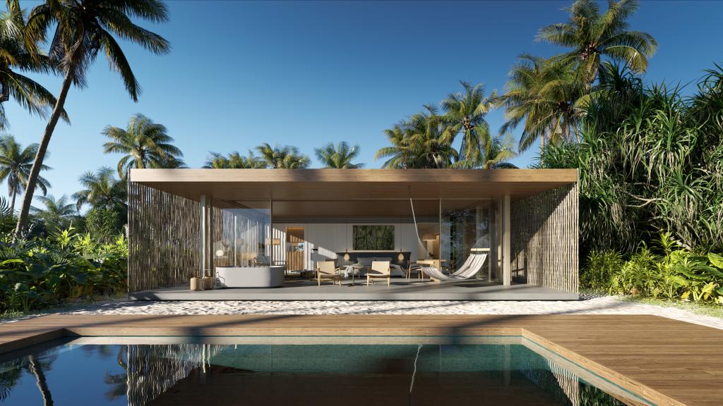 Patina Maldives, Fari Islands - One Bedroom Beach Pool Villa 1 _ HR