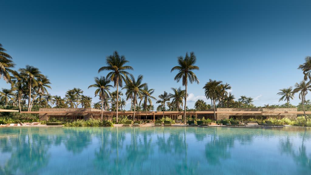 Patina Maldives, Fari Islands - The Portico & Veli Pool _ HR