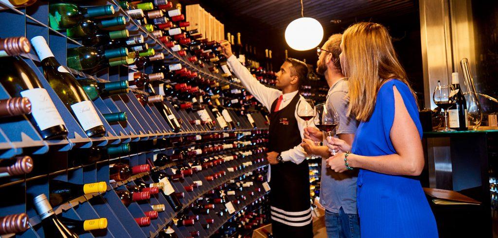The Wine Cellar at Kuredu Island Resort & Spa Maldives