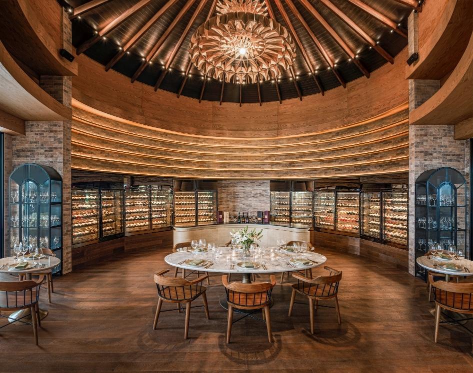 Wine Room_JW Marriott Maldives (1)