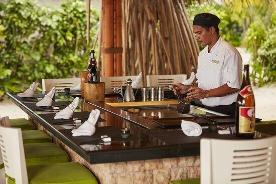 teppanyaki-restaurant