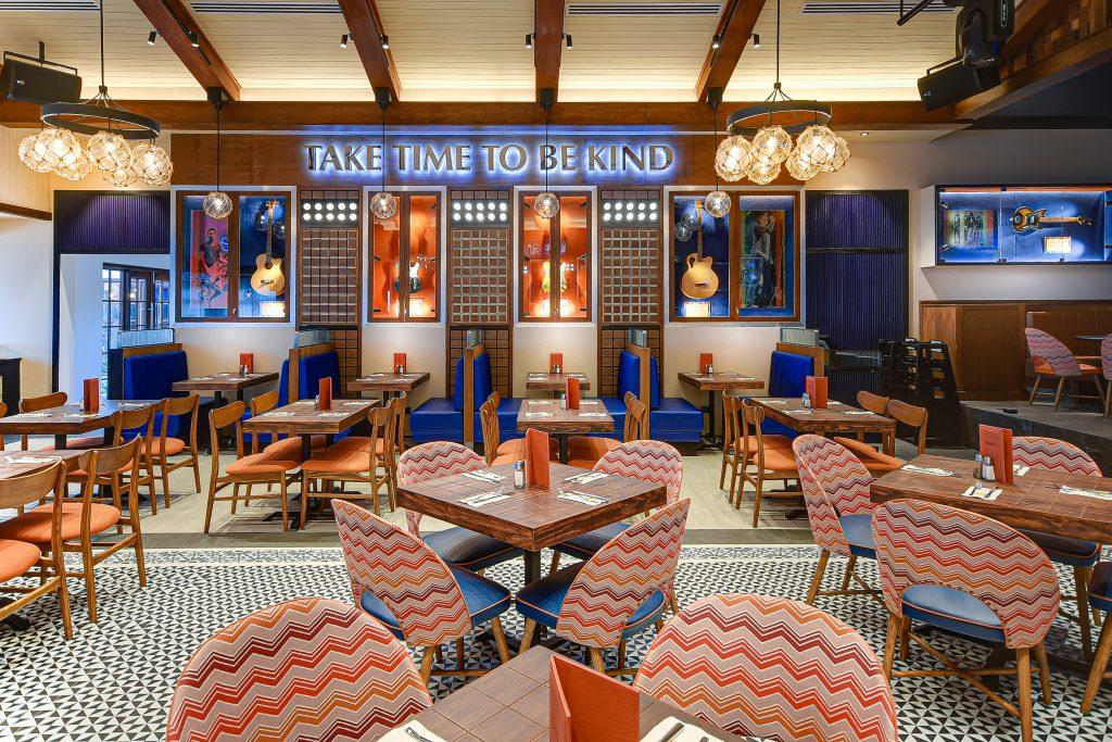 Hard Rock Cafe Maldives - Interior