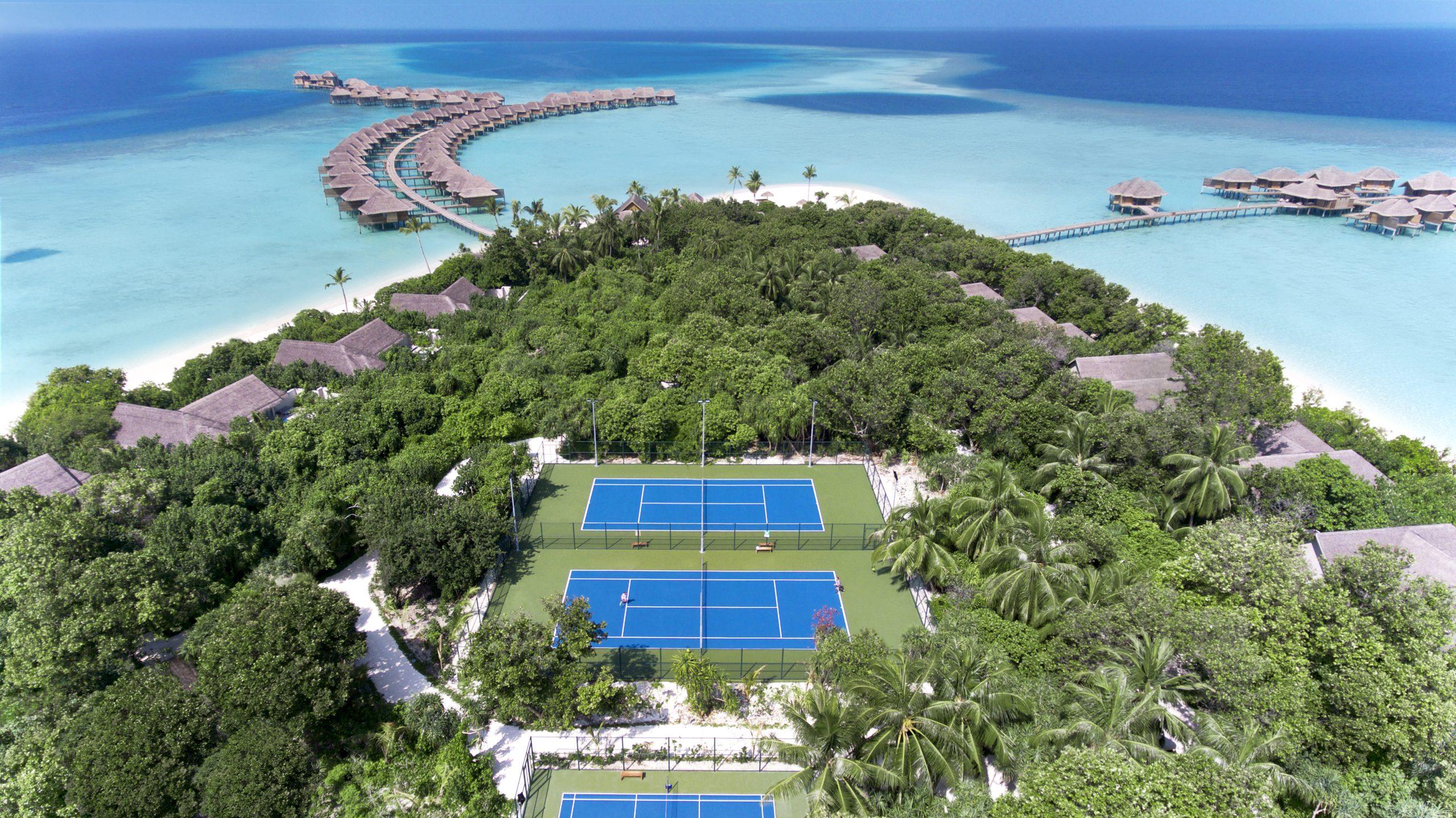 Sports Fields Aerial