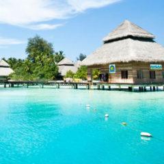 Adaaran Select Hudhuranfushi operated by Aitken Spence
