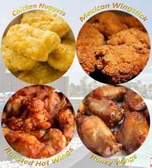 BBM Chicken Range