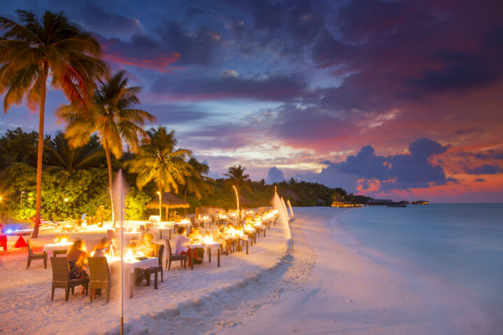 Conrad Maldives Rangali Island -Condé Nast Traveler - Readers' Choice Awards