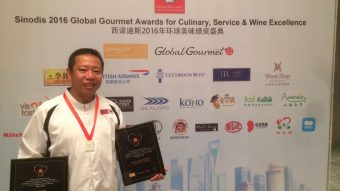 summer island maldives outstanding chef - Global Gourmet