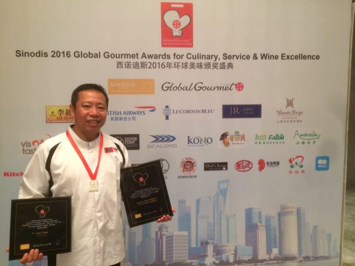 summer island maldives outstanding chef - Global Gourmet