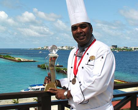 Chef Ravi
