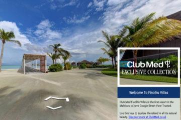 Club Med virtual tour