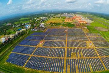 Cochin Solar Powered