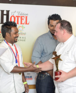 Hotel Asia Exhibition & International Culinary Challenge 2016 maldives