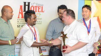Hotel Asia Exhibition & International Culinary Challenge 2016 maldives