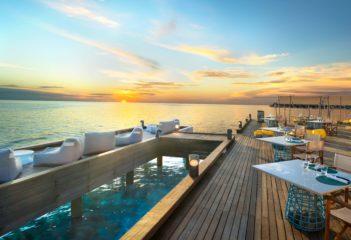 Fish deck W Maldives