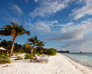 Generic Maldives resort 1