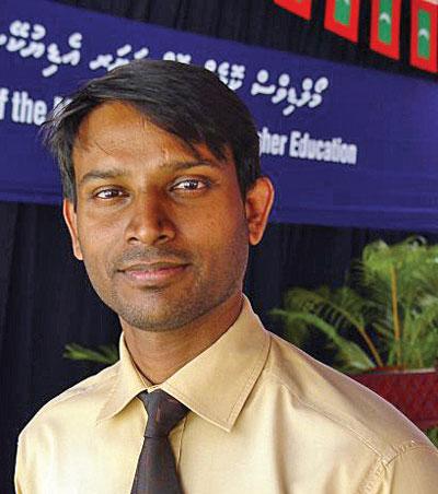 Ibrahim Moosa, Director, Human Resources at Villa Shipping and Trading Co. Pvt. Ltd
