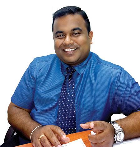 Roshan Netthasinghe, Manager, Human Resources at John Keells Maldivian Resorts