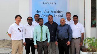VIP lounge inaugurated at Kooddoo Airport