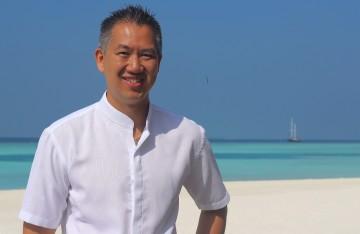 Jean-Marc Ma-Poon General Manager Anantara Kihavah Villas