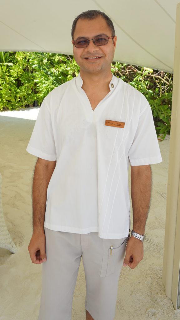 Kamal Malik_Chief Sommelier_Conrad Maldives Rangali Island