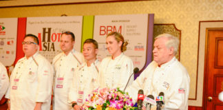 Hotel Asia Exhibition & International culinary Challenge