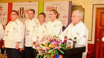 Hotel Asia Exhibition & International culinary Challenge