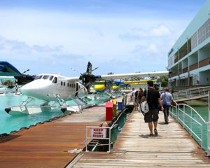 Maldives August Arrivals