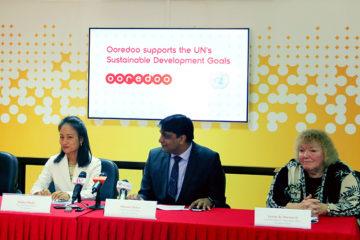 Ooredoo UNDP goals