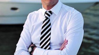 Gulf Craft CEO Erwin Bamps