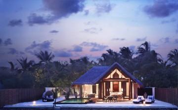 Premium Beach Villa with Pool