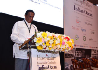 John Amaratunga, Minister of Tourism Development & Christian Religious Affairs , Sri Lanka