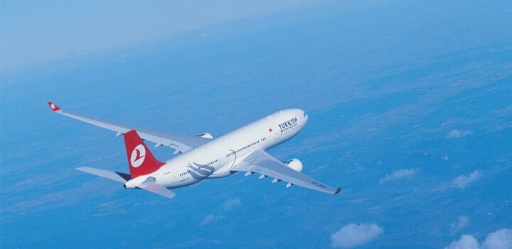 Turkish Airlines mobile app