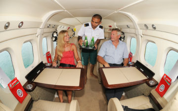 MAT VIP aircraft