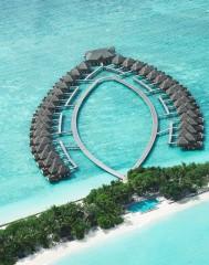 Taj Exotica Resort & Spa,Maldives - Ariel V
