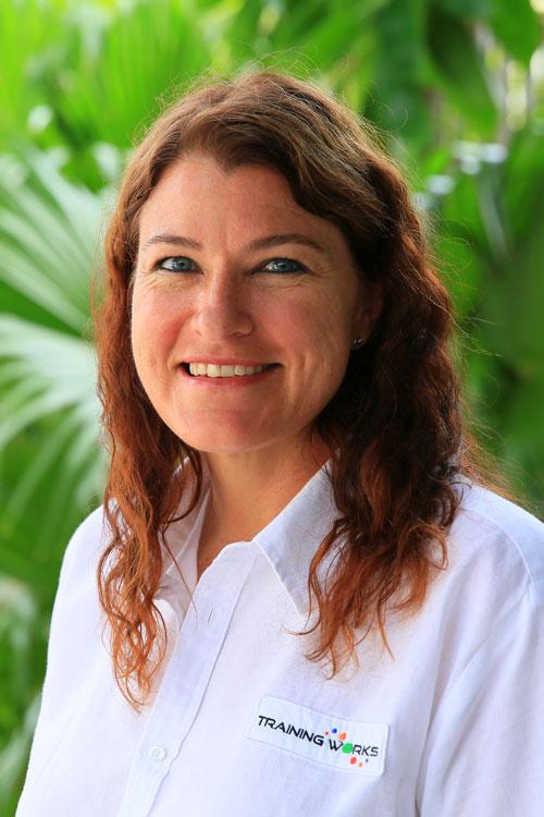 Helene Ireland, Managing Director and Lead Facilitator, Training Works