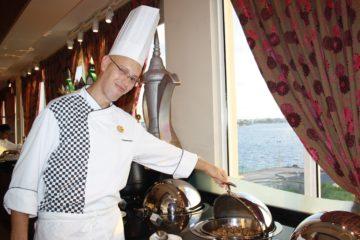 arabic chef