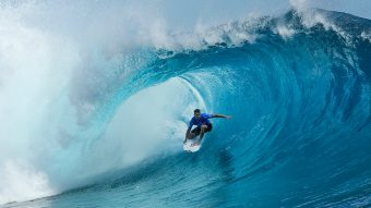 Taj Burrow- Four seasons maldives surfing champions trophy