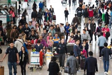 chinese travellers