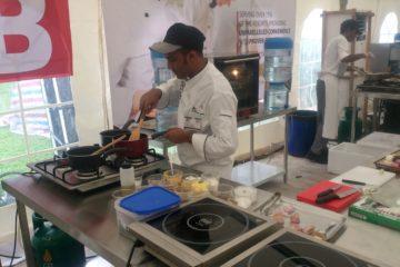 culinary challenge 18 sept