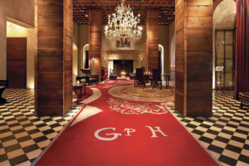 The Gramercy Park Hotel in New York is one of the first Design Hotels to join the SPG partner program.