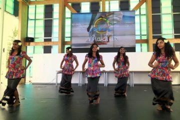 expo milan dancers