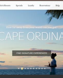 Outrigger wins Best Hotel/Resort Website award