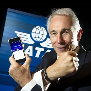 Tony Tyler, IATA CEO