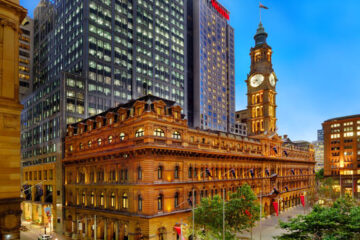 The Westin Sydney was sold for A$445 million this year. Photo: The Westin Sydney
